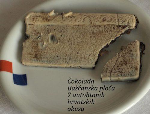 7 autohtonih hrvatskih okusa Bašćanske ploče